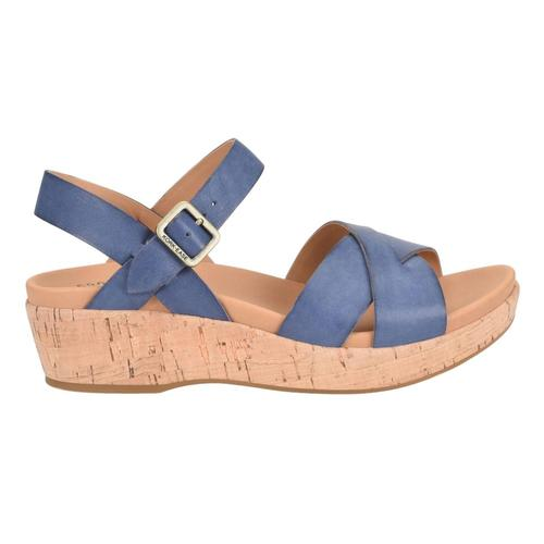 Kork-Ease Myrna 2.0 Wedge Sandals Navy