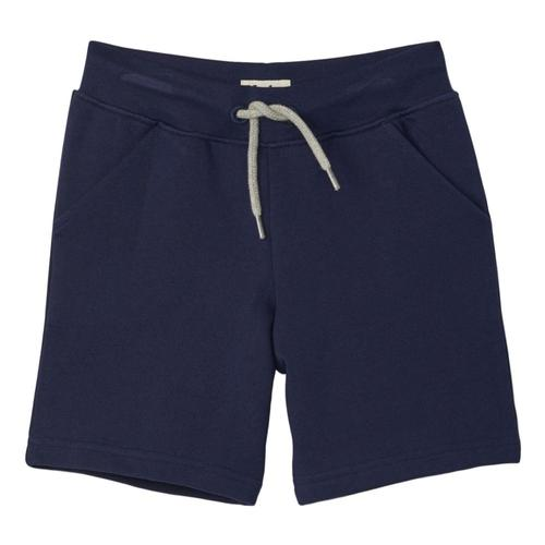 Hatley Boys Navy Terry Shorts Solstice