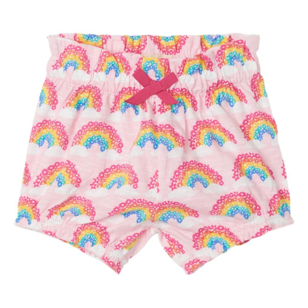 Hatley Magical Rainbows Baby Shorts CNDYPINK