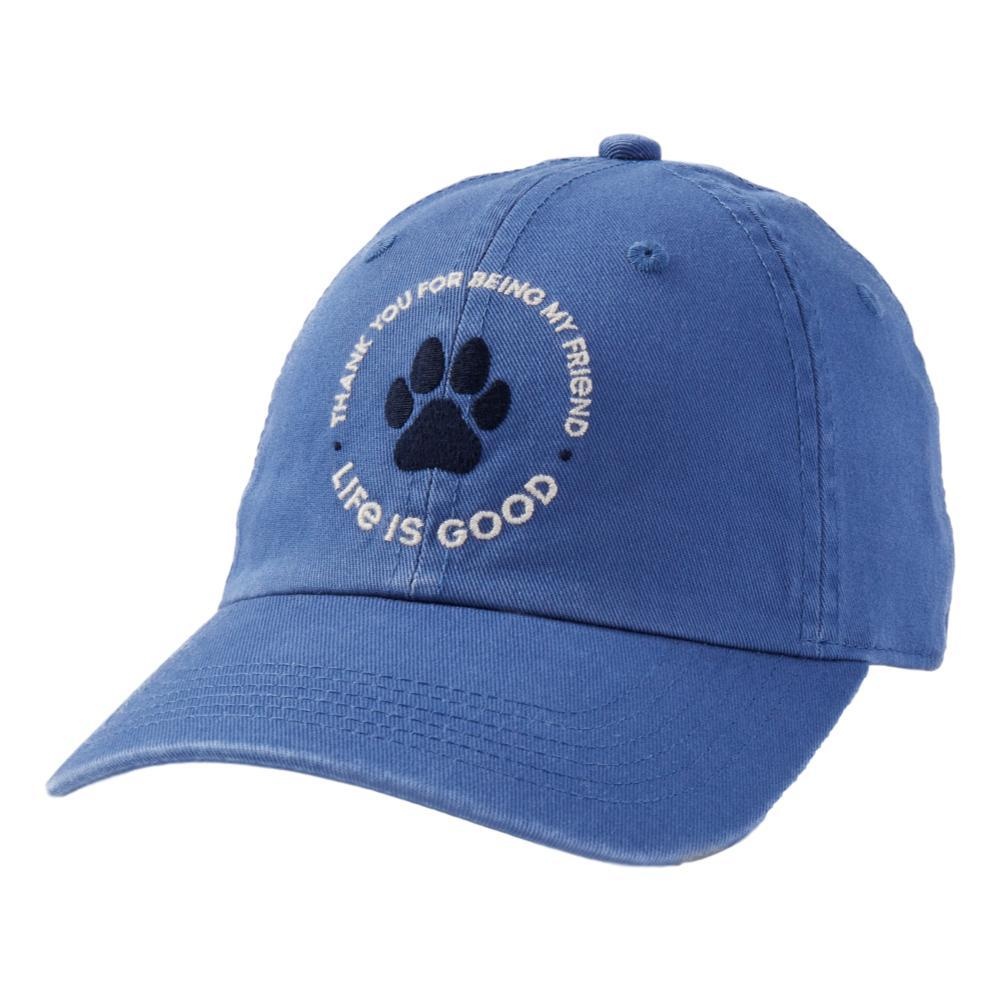 Life is Good Kids Thank You Pet Chill Cap VNTGBLUE