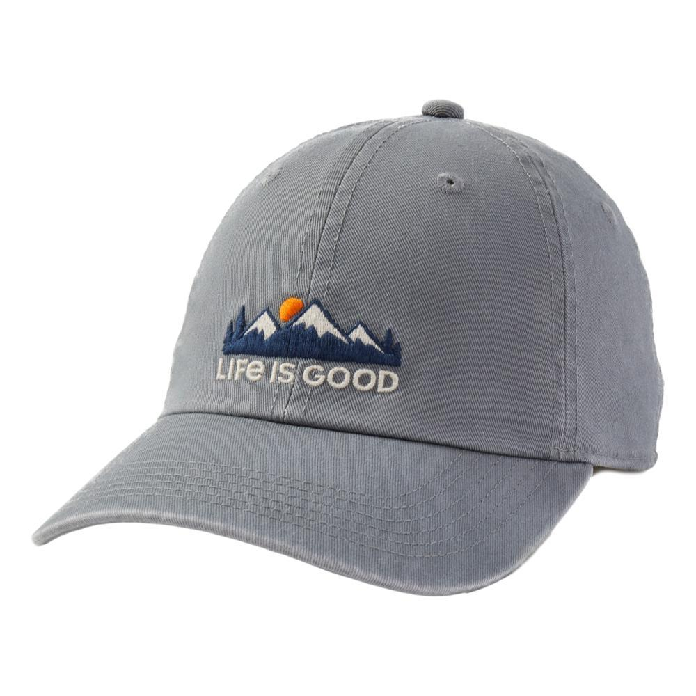 Life is Good Kids LIG Mountain Chill Cap SLATEGRY
