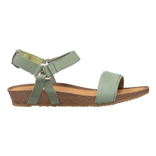 Teva WomenÕs Mahonia Stitch Sandals Clstgrn_ctgn