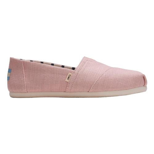TOMS Women's Spanish Villa Heritage Canvas Classics Venice Collection Shoes Spanvilhercanv
