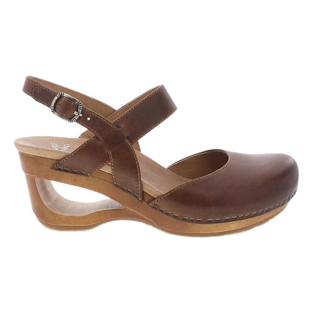 Dansko Women's Taci Mary Jane Sandals TAN.WX