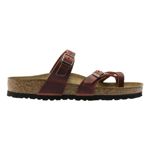 Birkenstock Women's Mayari Sandals - Regular Earthred.Ol