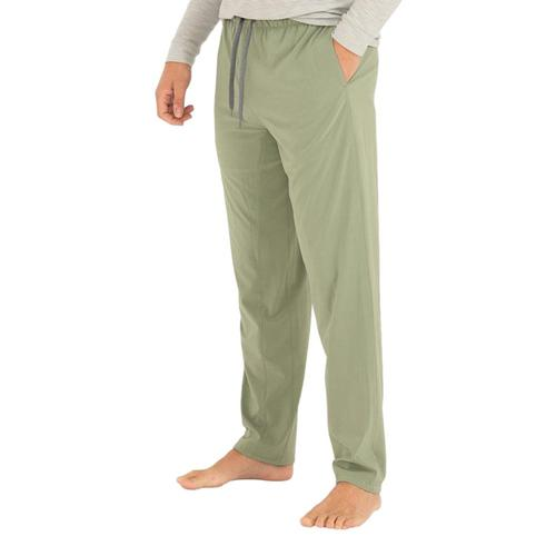 Free Fly Men's Breeze Pants Turtle101
