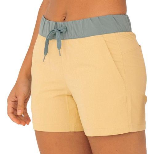 Free Fly Women's Hydro Shorts Sunburst_103