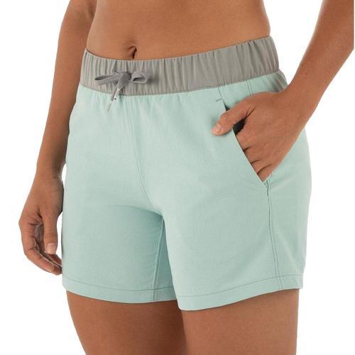 Free Fly Women's Hydro Shorts Surfspray_102