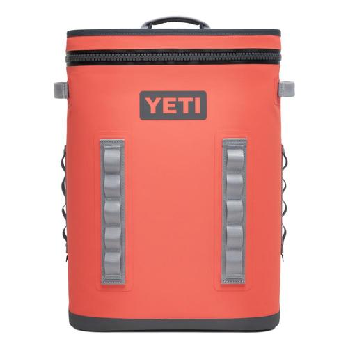 YETI Hopper BackFlip 24 Cooler Coral