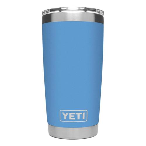 YETI Rambler 20oz Tumbler with MagSlider Lid Pacific_blue