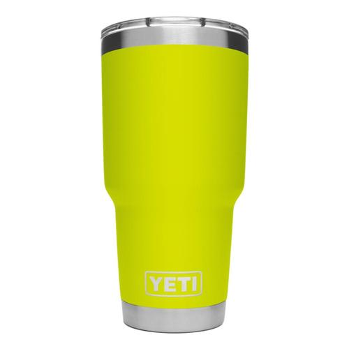 YETI Rambler 30oz Tumbler with MagSlider Lid Chartreuse