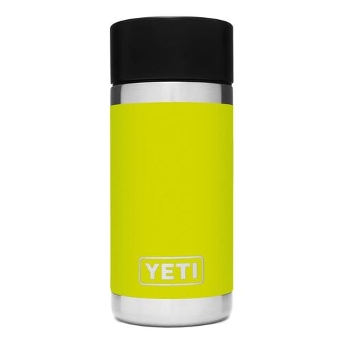 YETI Rambler 12oz Bottle with HotShot Cap Chartreuse