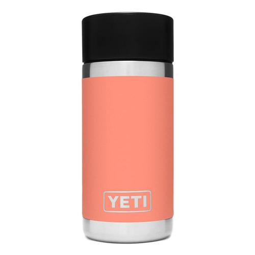YETI Rambler 12oz Bottle with HotShot Cap Coral