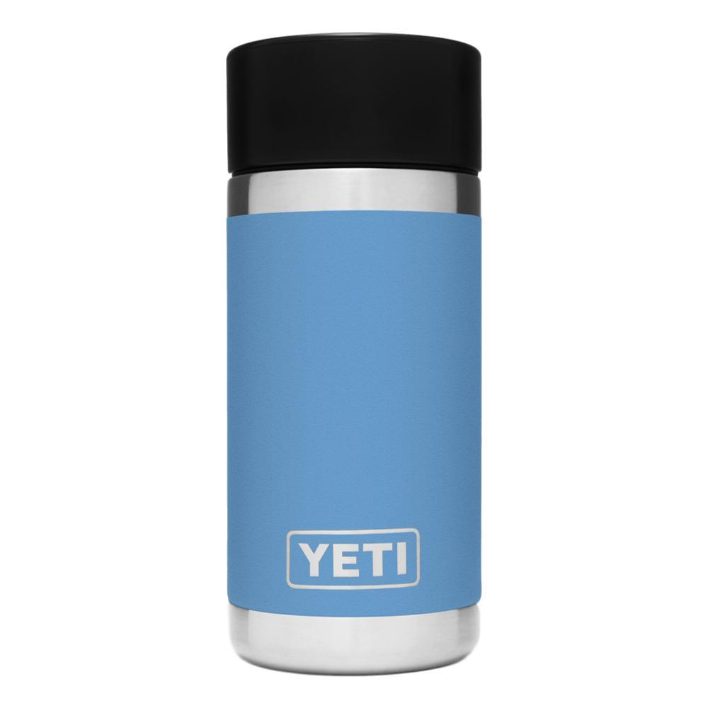 YETI Rambler 12oz Bottle with HotShot Cap PACIFIC_BLUE