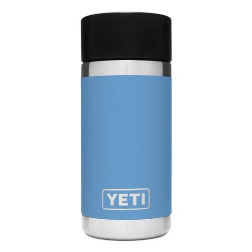 YETI Rambler 12oz Bottle with HotShot Cap Pacific_blue