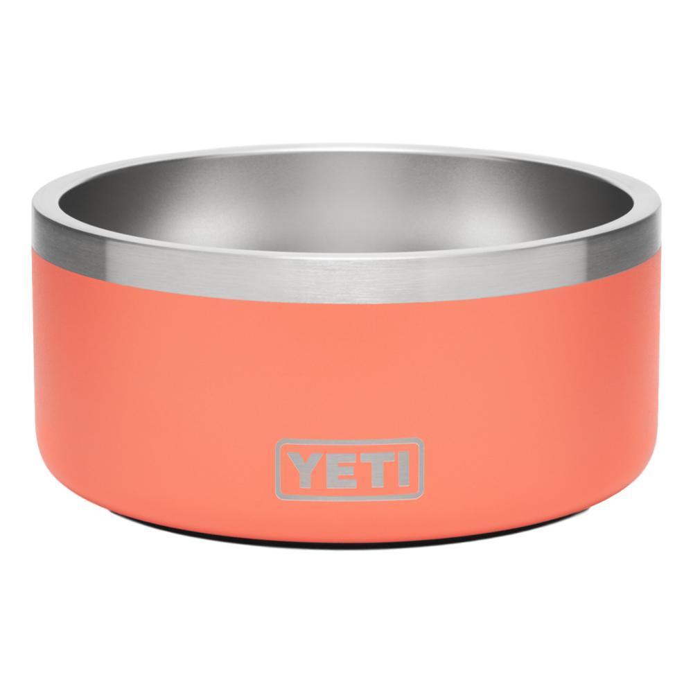 YETI Boomer 4 Dog Bowl CORAL