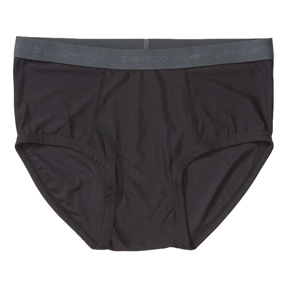 ExOfficio Men's Give-N-Go 2.0 Brief BLACK_9999