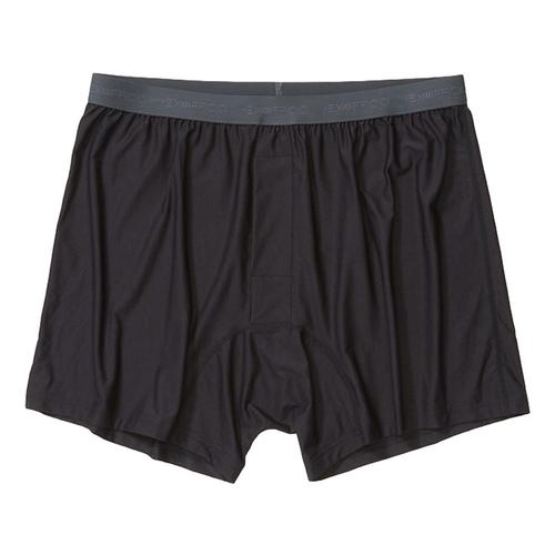 ExOfficio Men's Give-N-Go 2.0 Boxer Black_9999