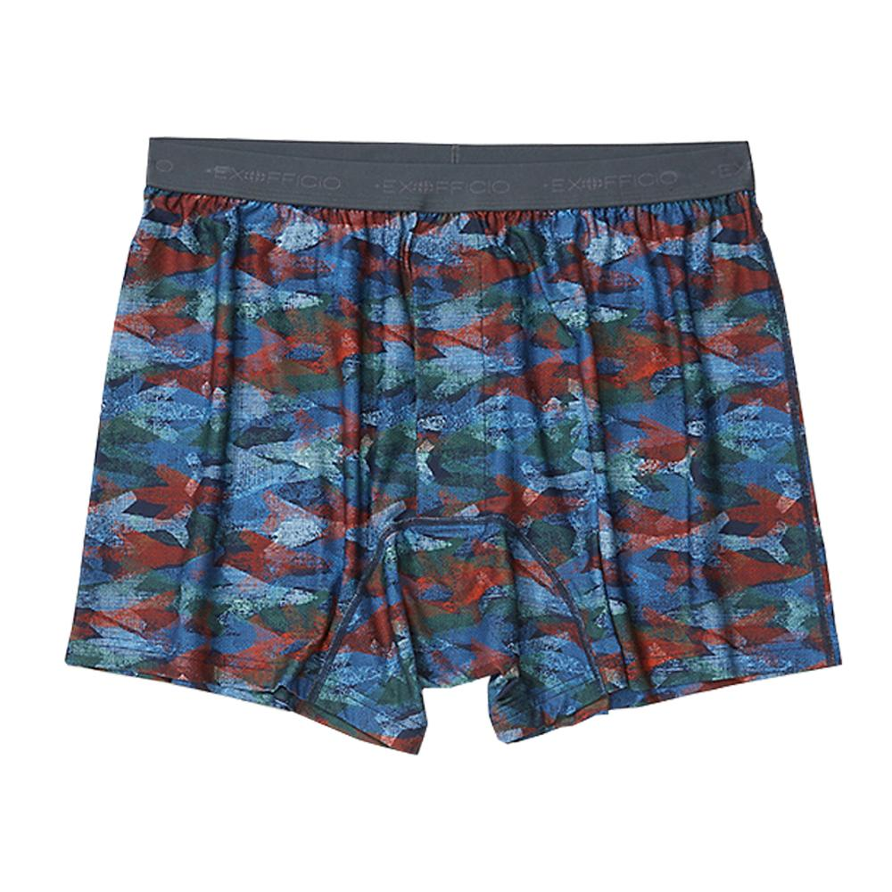 ExOfficio Men's Give-N-Go 2.0 Boxer CAMO_5997