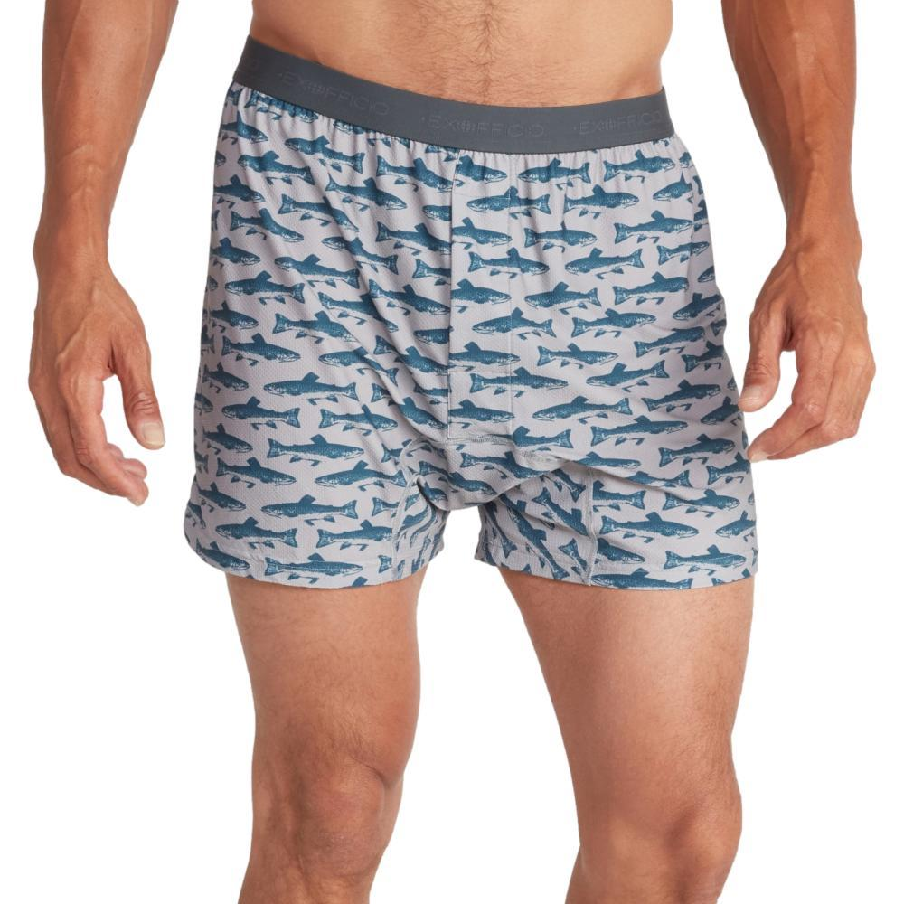 ExOfficio Men's Give-N-Go 2.0 Boxer FISH_7317