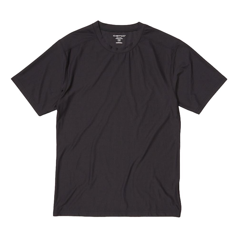 ExOfficio Men's Give-N-Go 2.0 Crew Neck Tee BLACK_9999