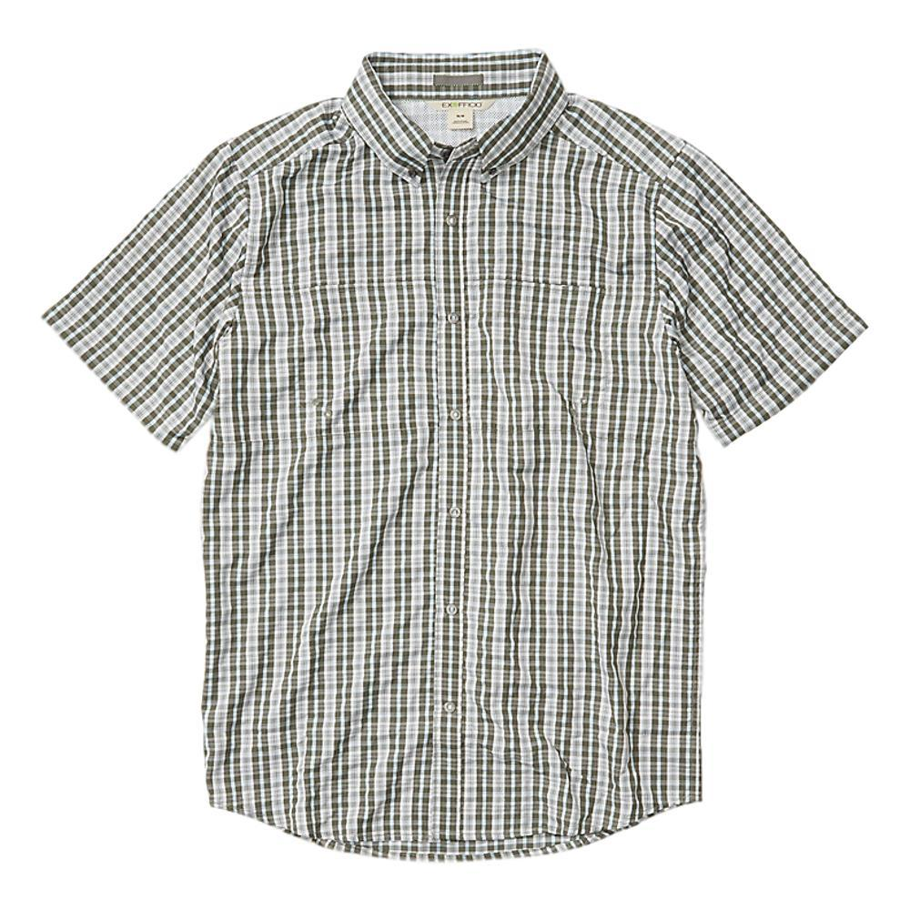 ExOfficio Men's Sailfish Short Sleeve Shirt NORI_6801