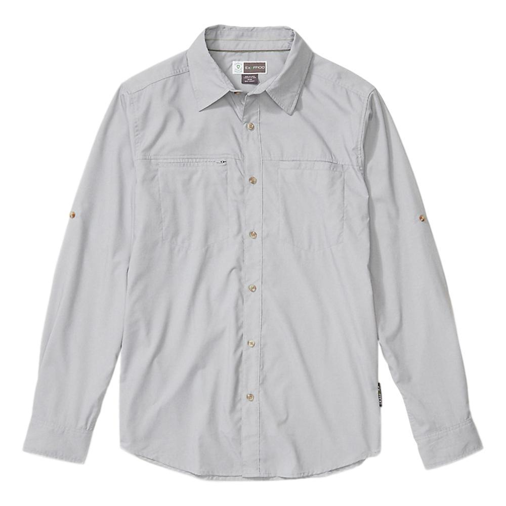 ExOfficio Men's BugsAway San Gil Long Sleeve Shirt SLEET_1360