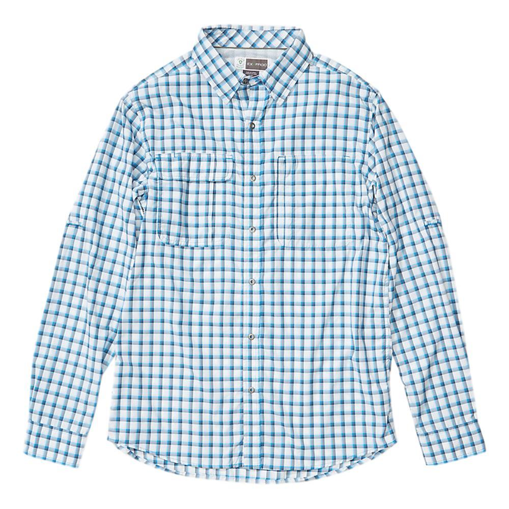 ExOfficio Men's BugsAway Halo Long Sleeve Shirt CLRBLUE_5440