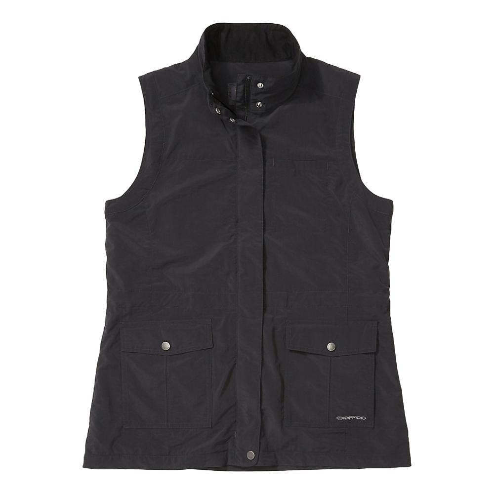 ExOfficio Women's FlyQ Vest BLACK_9999
