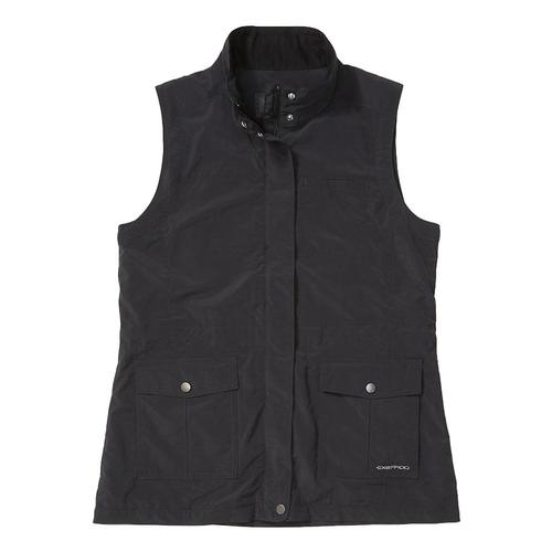 ExOfficio Women's FlyQ Vest Black_9999