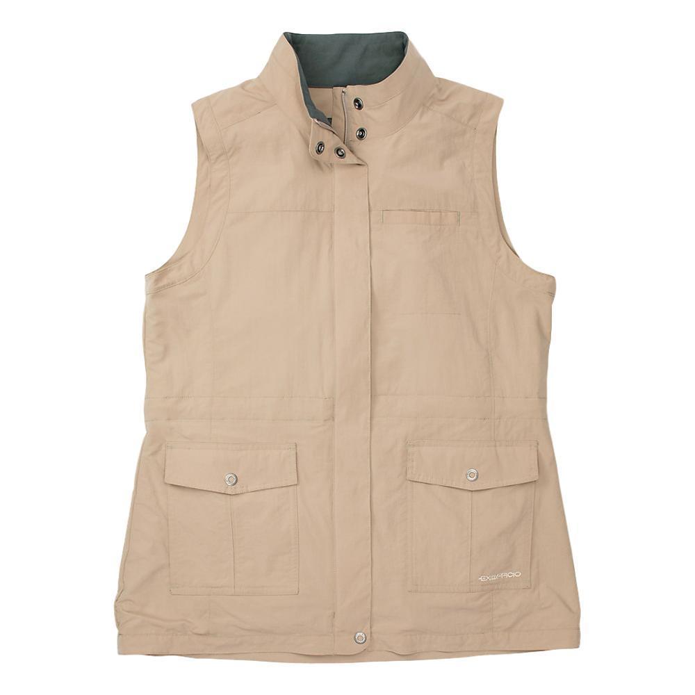 ExOfficio Women's FlyQ Vest TAWNY_8421