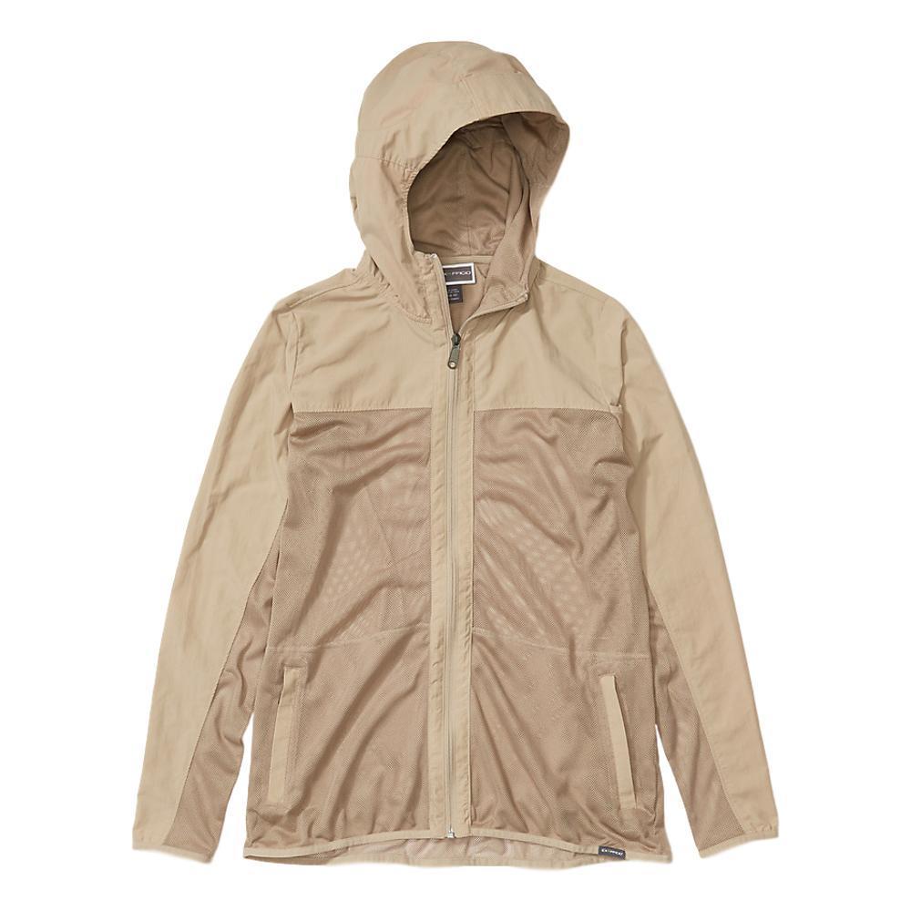ExOfficio Women's BugsAway Damselfly Jacket TAWNY_8421