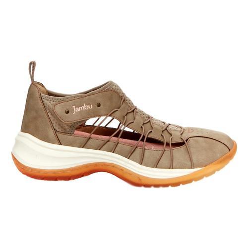 Jambu Women's Free Spirit Encore Shoes Taup.Peach