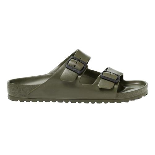 Birkenstock Men's Arizona EVA Sandals - Regular Khaki