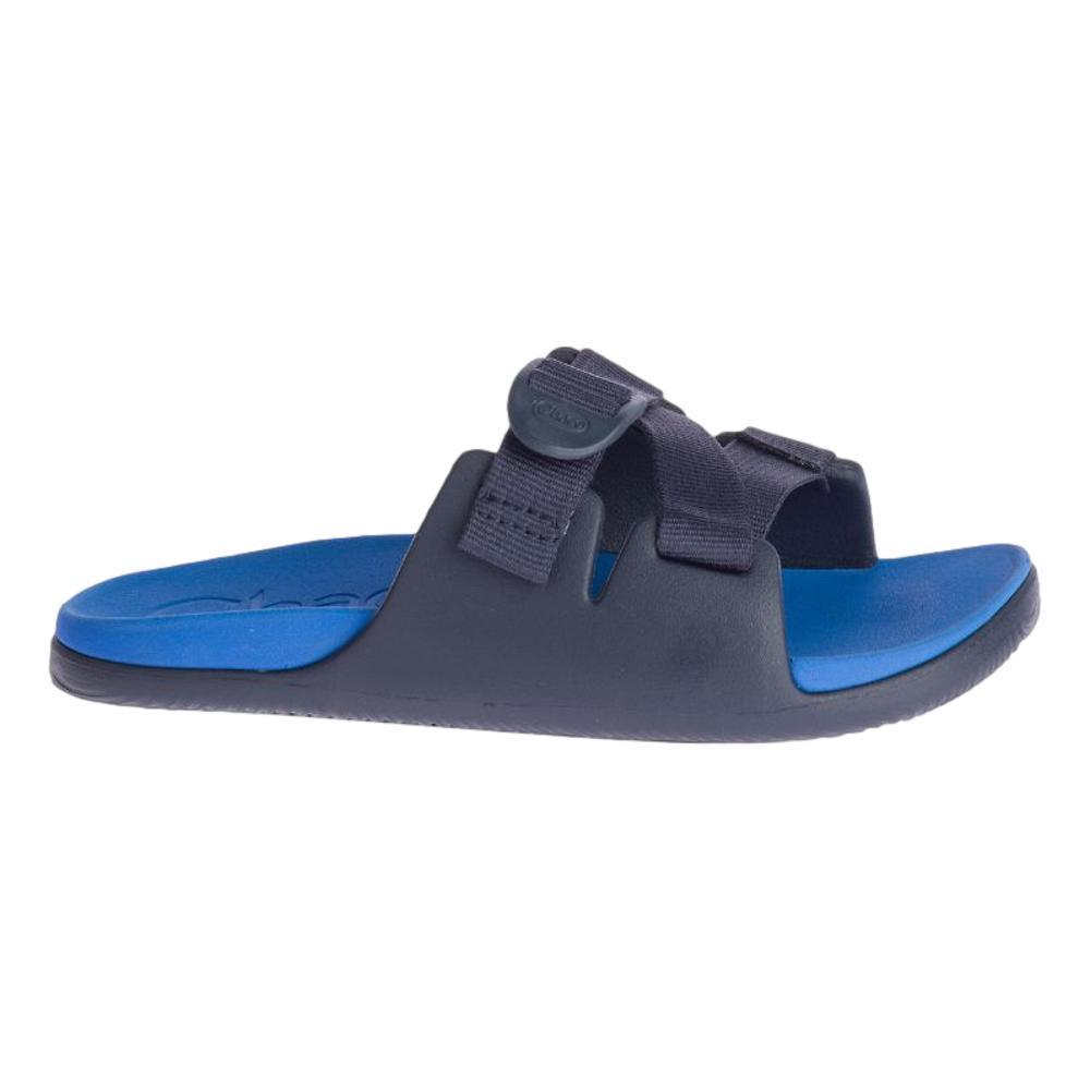 Chaco Big Kids Chillos Slide Sandals ACTVBLU