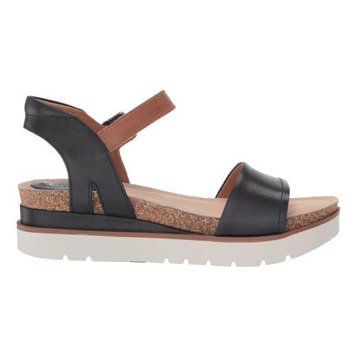Josef Seibel WomenÕs Clea 01 Sandals Blk.Kmb_128101