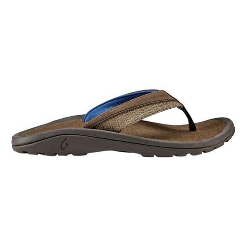 OluKai Men's 'Ohana Koa Sandals Espr.Mstg_5h13
