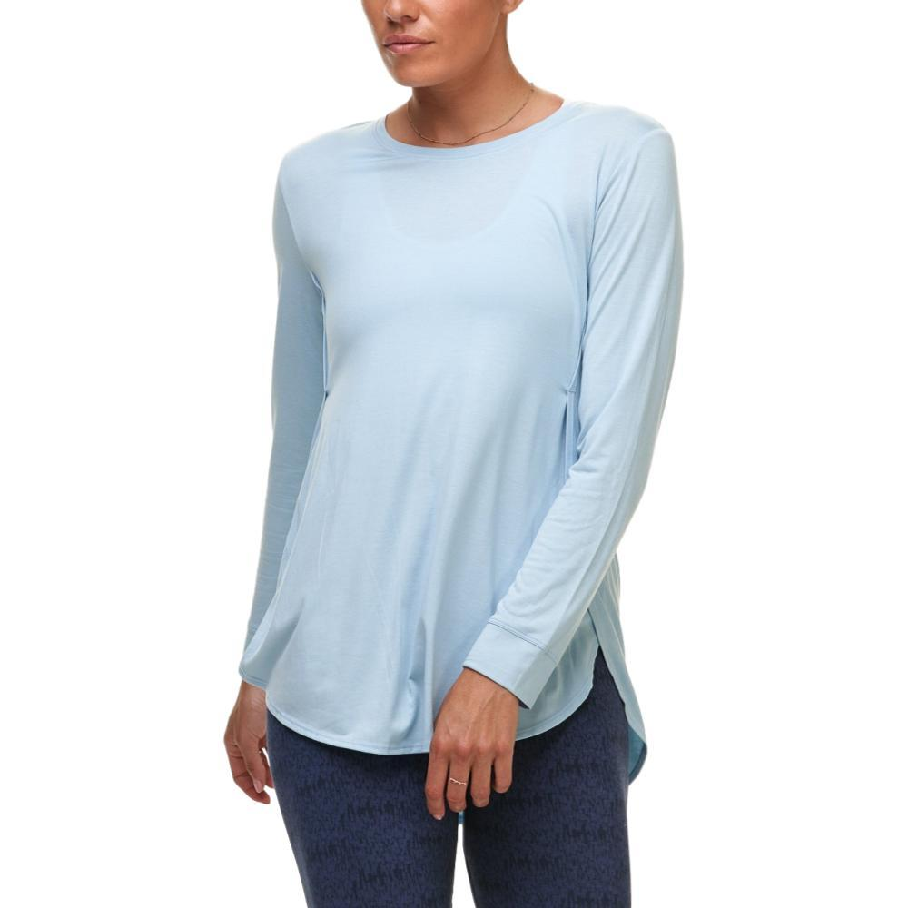 Tasc Women's Jenny Long Sleeve Top SKYBLUE_454