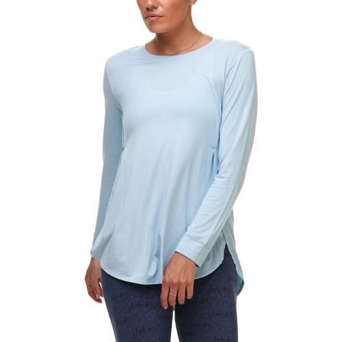 Tasc Women's Jenny Long Sleeve Top Skyblue_454