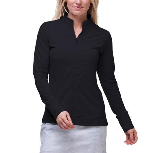 tasc Women's NOLA Essential Jacket Black_001