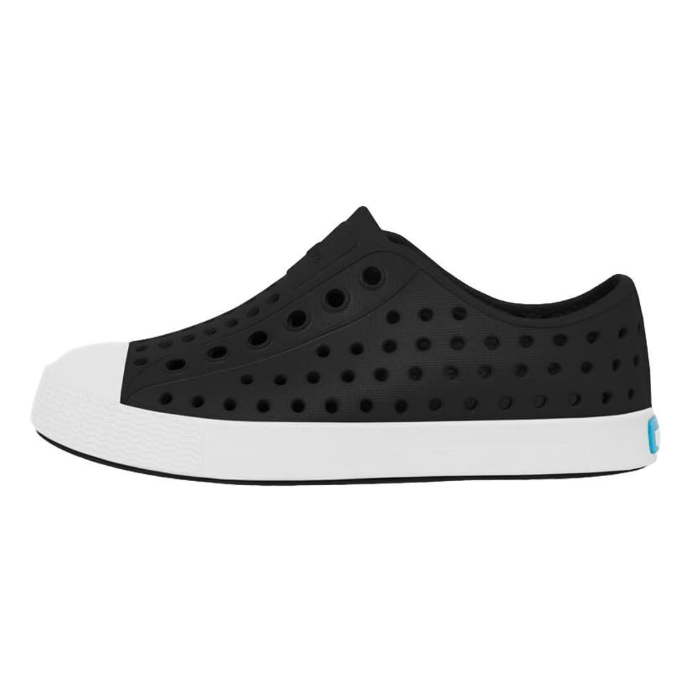 Native Toddler Jefferson Shoes BLACK