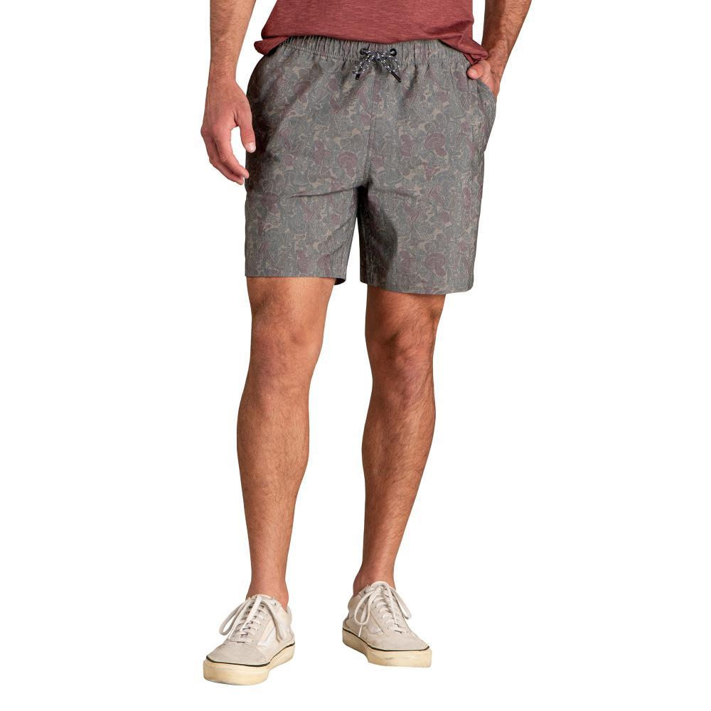 Toad&Co Men's Boundless Pull-On Shorts MUSHROOM_982