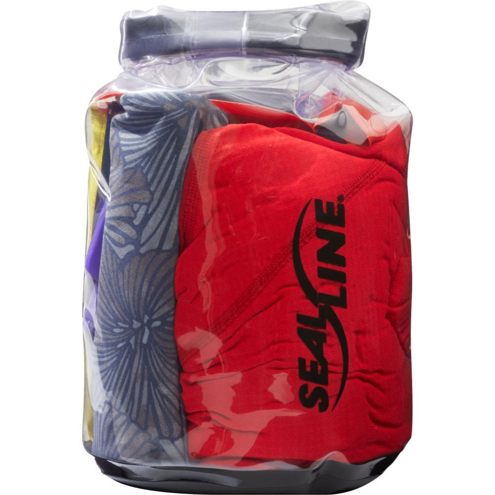 SealLine Baja View Dry Bag 5L CLEAR