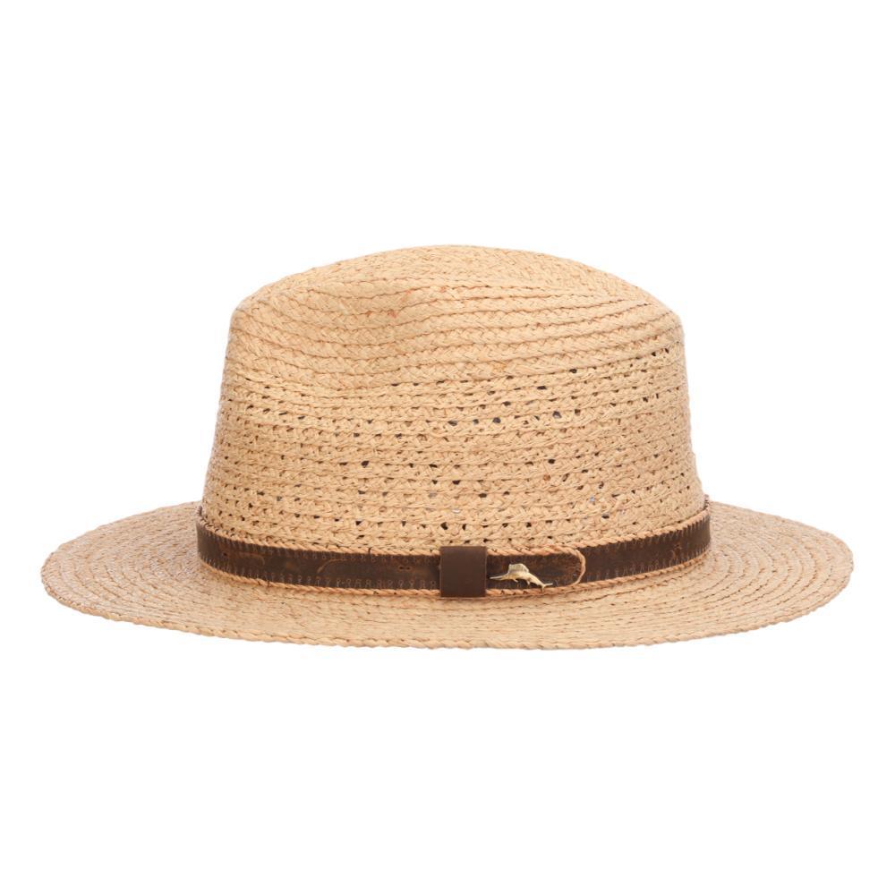 Tommy Bahama Men's Abaco Fedora Hat NATURAL