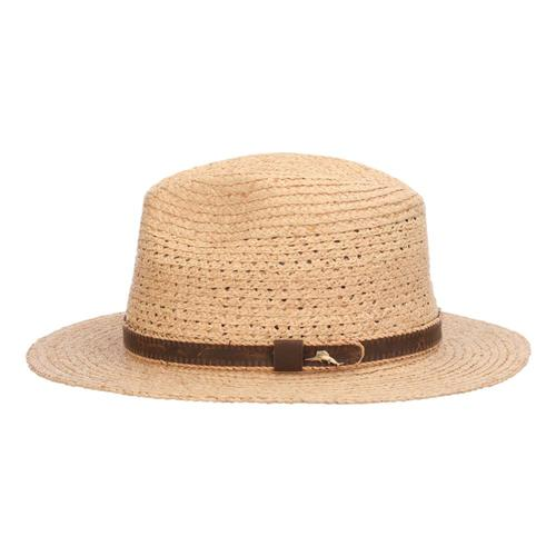 Tommy Bahama Men's Abaco Fedora Hat Natural