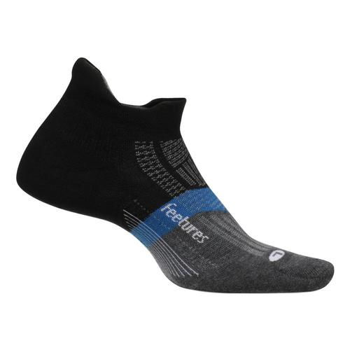 Feetures Elite Light Cushion No Show Tab Socks Ironore