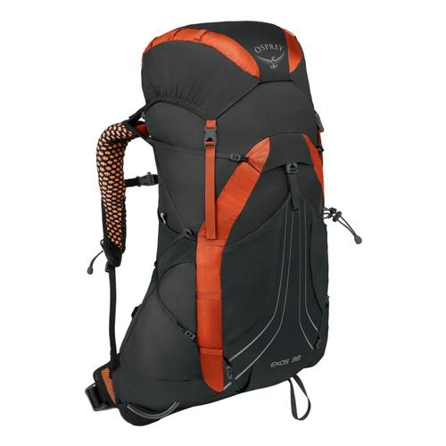 Osprey Exos 38 Pack - Medium Blaze_black