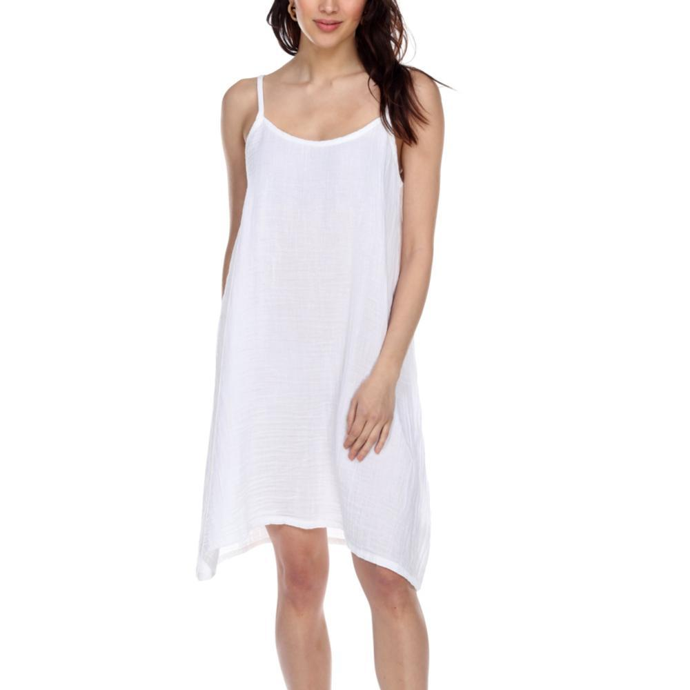 Honest Cotton Women's Cotton Slip WHITE