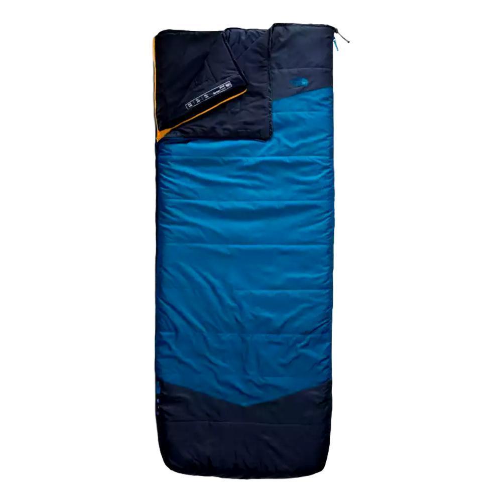 The North Face Dolomite One Sleeping Bag - Regular BLU_YEL_5GS