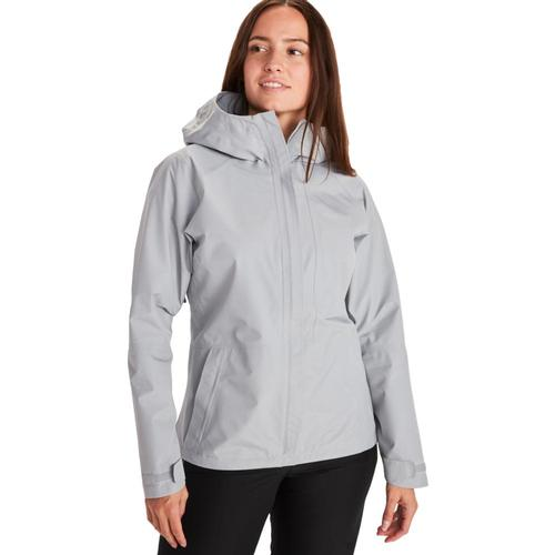 Marmot Women's Minimalist Jacket Sleet_504